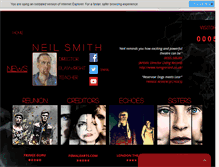 Tablet Preview of neilsmith.org